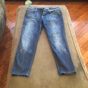 Joe's Jeans Blue Visionaire Skinny Jeans size 30.